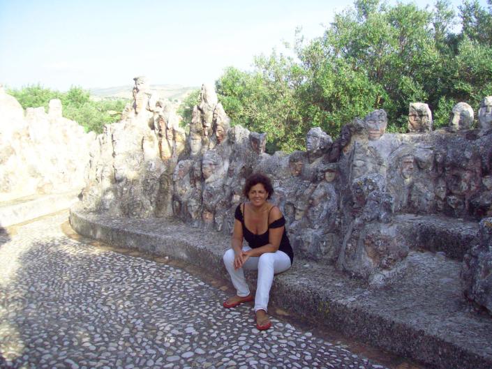 The enchanted garden-Sciacca